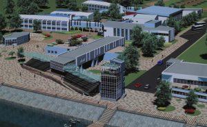 Под Астраханью реанимировали строительство крупного спортивного центра