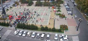 Митинги КПРФ против изменения пенсионного законодательства на Дальнем Востоке и в Сибири не получили поддержку