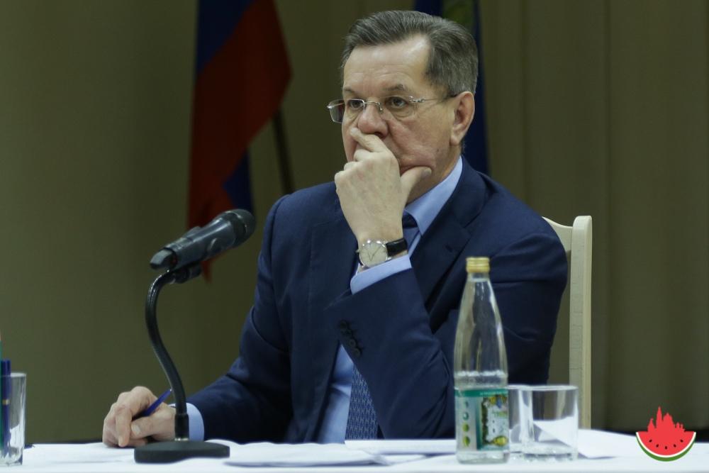 Экс-губернатор Астраханской области рассказал о своих планах на будущее