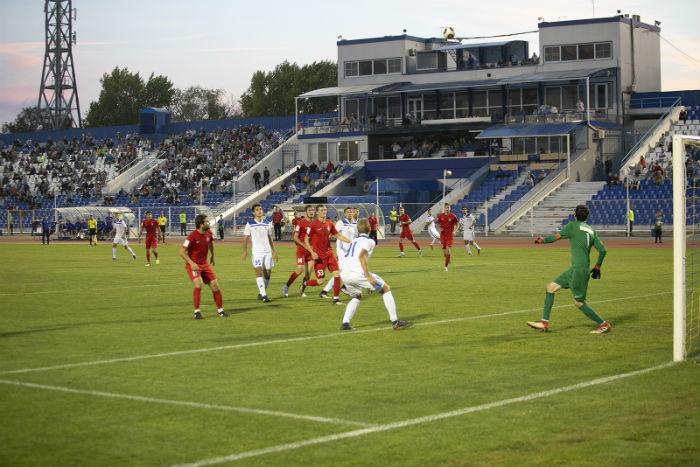 «Волгарь» вырвал ничью в домашнем матче со «Спартаком» из Нальчика