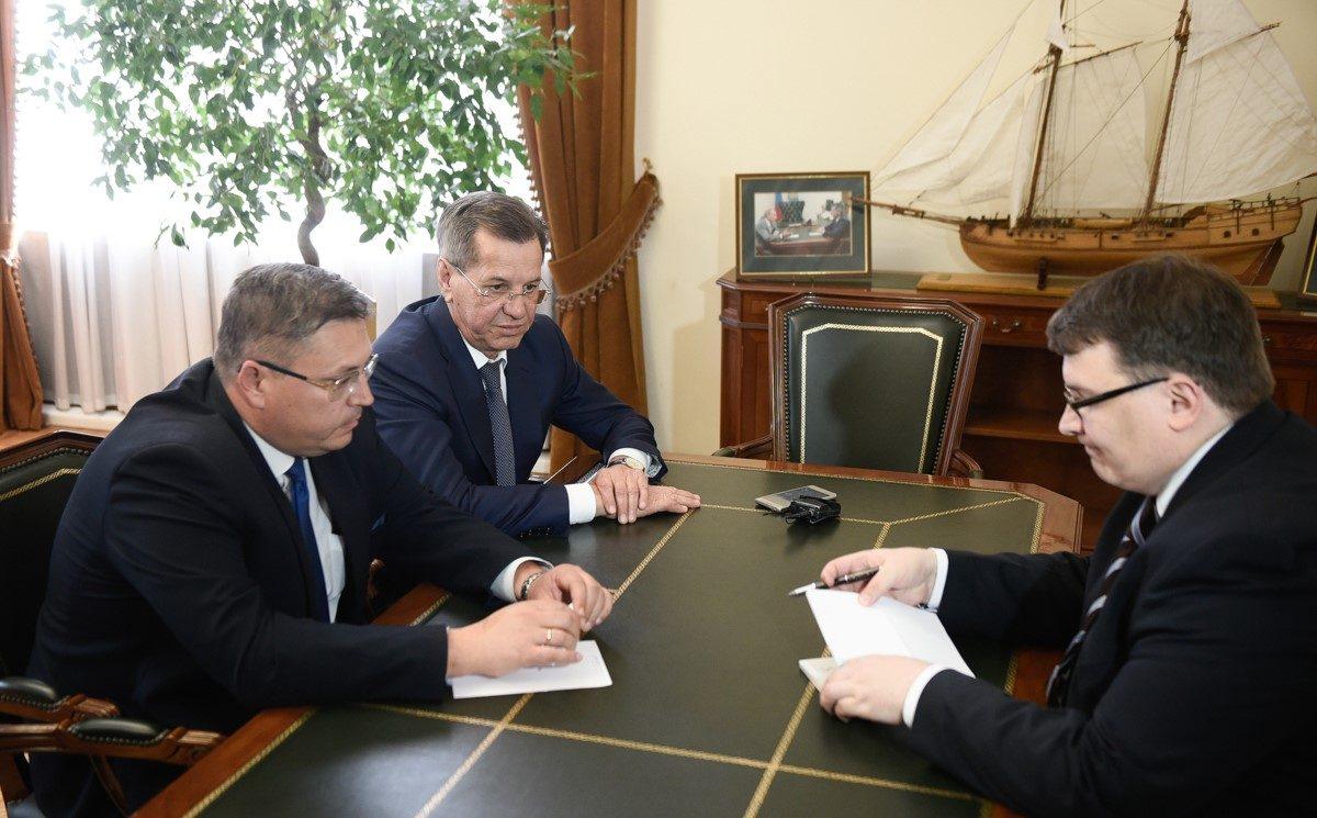 Астраханскую область похвалили за международную активность