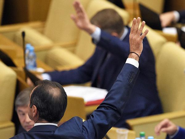 Как проголосовали парламентские партии по пенсионной реформе