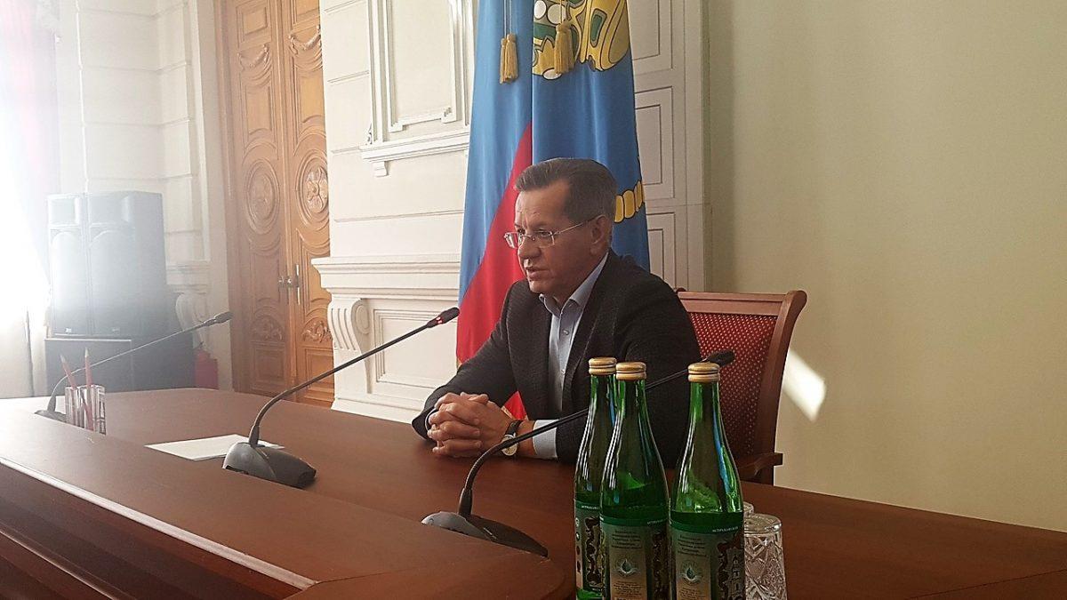 Пресс-конференция Александра Жилкина: «Где я буду работать, пока не знаю»