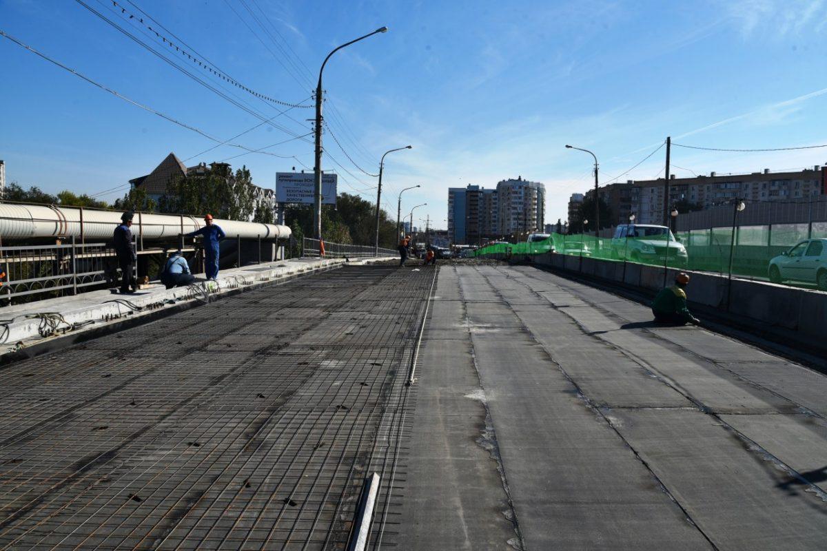 Ремонт на путепроводе у вокзала могут закончить раньше срока