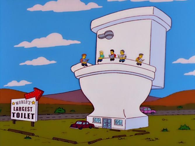 Сегодня на весь центр Астрахани работал один общественный туалет