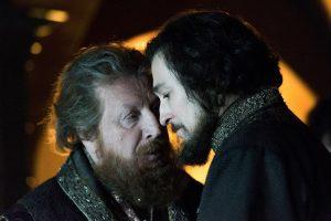 Астраханский актер снялся вместе с Безруковым в исторической саге