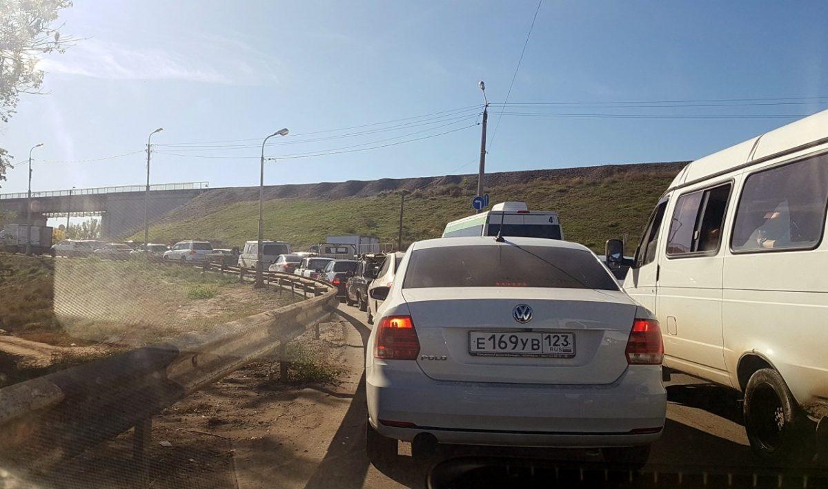 Сегодня в Астрахани частично перекроют Старый мост