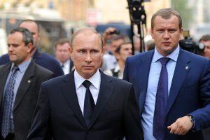 Сергей Морозов: «Я горжусь тем, что служил в ФСО»