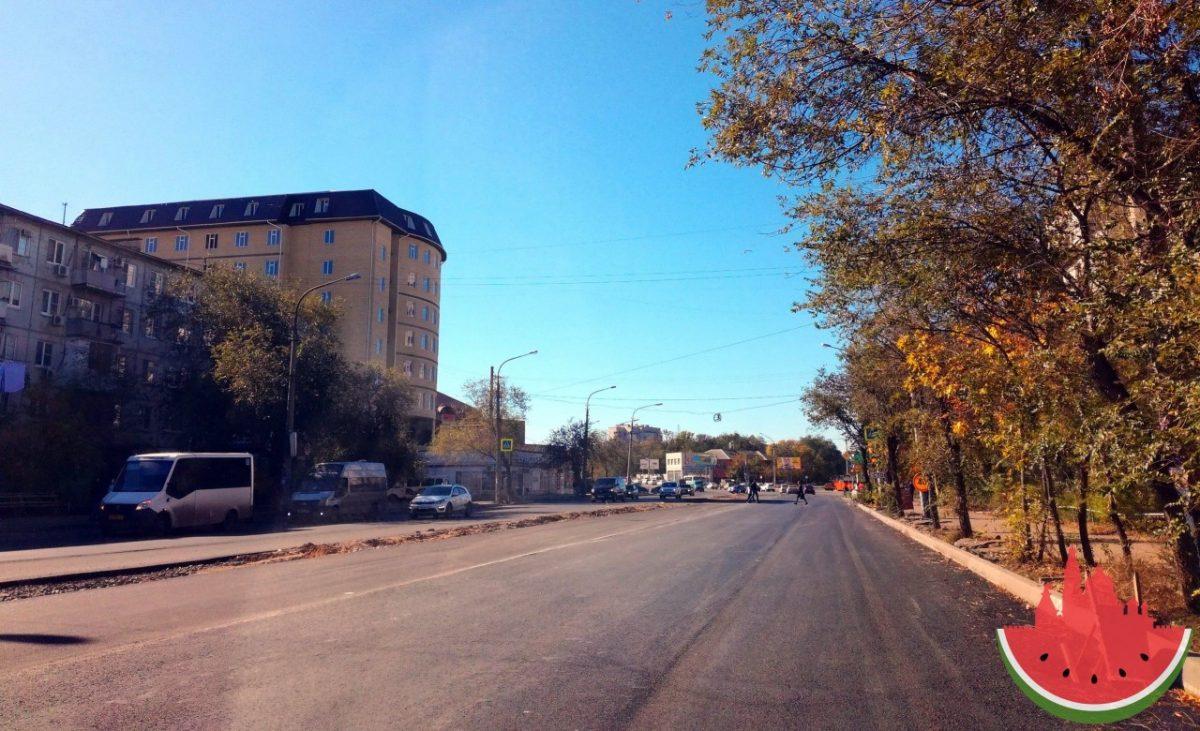 Улицу Яблочкова планируют отремонтировать к середине ноября
