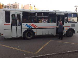 В микрорайоне Бабаевского стало лучше с общественным транспортом