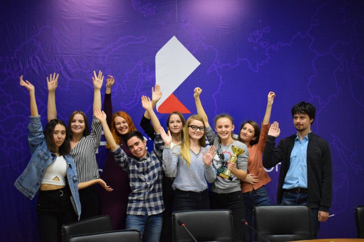 «Ростелеком» организовал «Что? Где? Когда?» для астраханских и волгоградских студентов