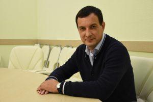 Руководитель фракции «Единая Россия» в Городской Думе покинул «партию власти»