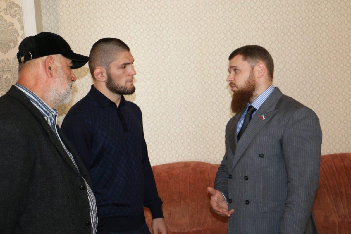 Астрахань посетит легендарный боец UFC Хабиб Нурмагомедов