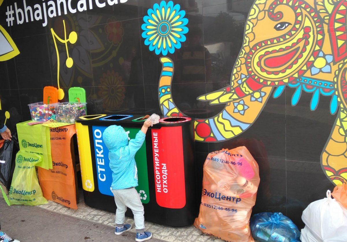Астраханцы могут позаботиться об экологии и сдавать мусор раздельно