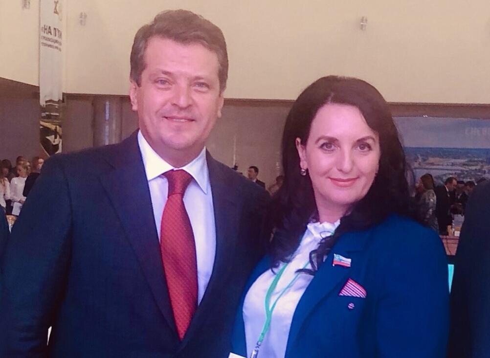 Алена Губанова стала вице-президентом всемирной организации