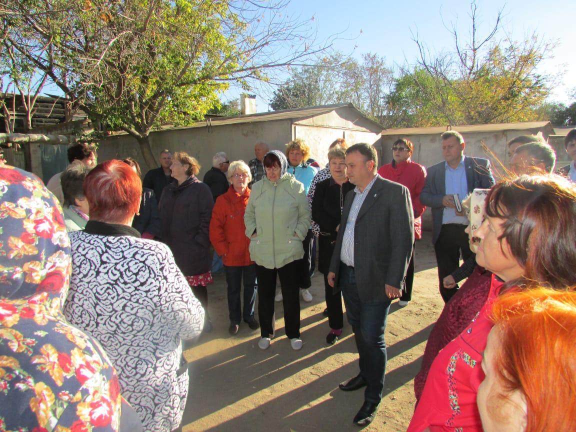В Трусовском районе завершается сезон благоустройства