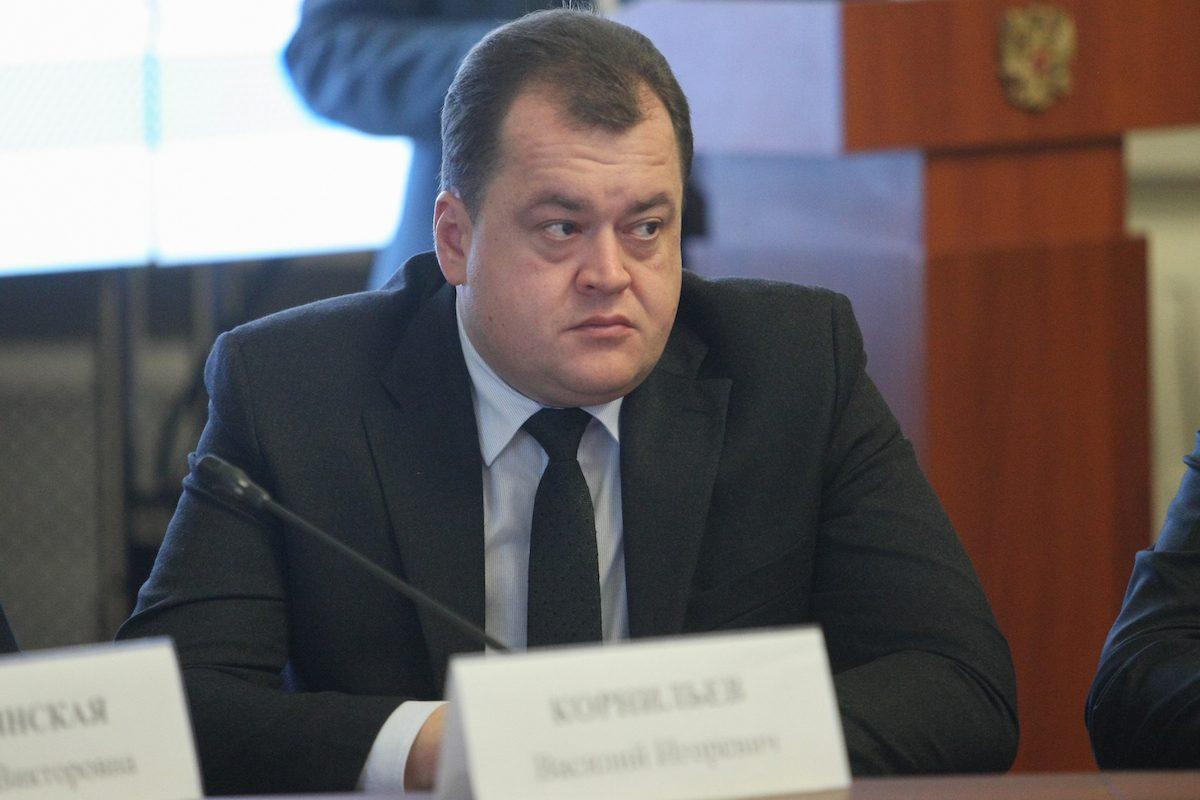 Василий Корнильев продолжает оставаться под стражей в Москве