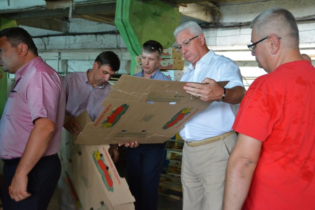 Купить продукцию Астраханской фабрики тары и упаковки оказалось нелегко