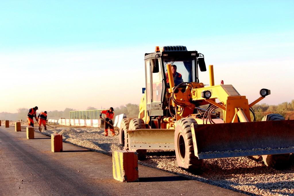 Астраханский Минстрой отчитался о новом качественном участке дороги