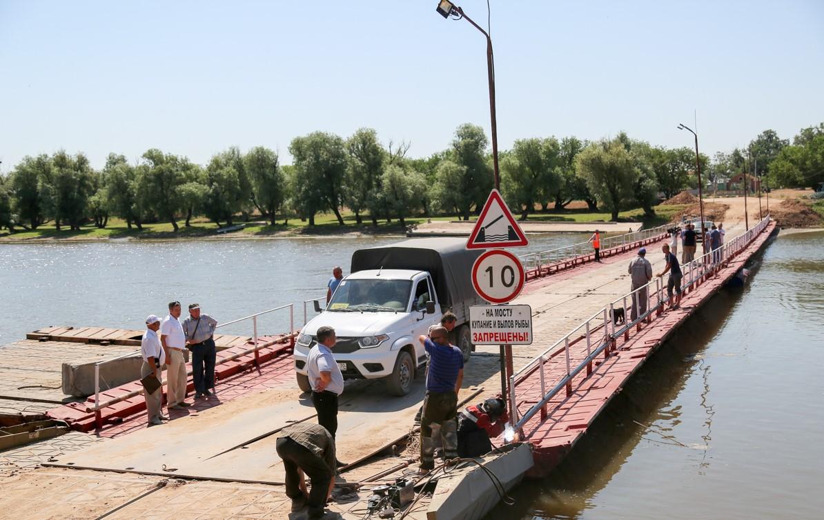 КТК планирует построить новый мост в Астраханской области