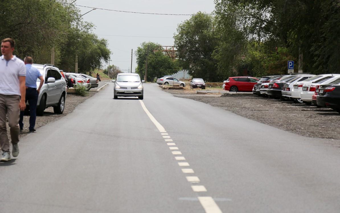 Астраханская область показала лучшие результаты по ремонту дорог