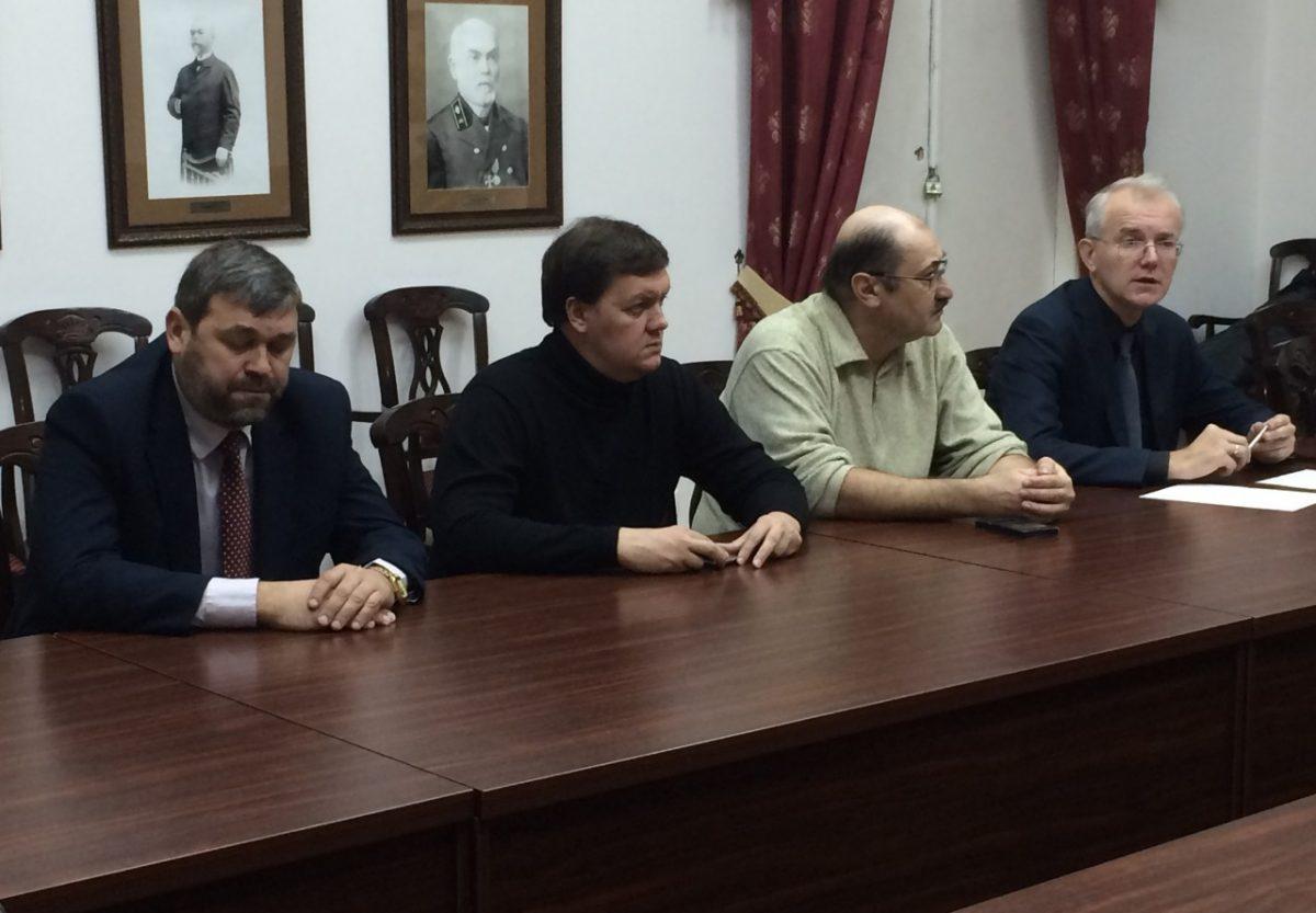 Застройку Астрахани поставят под общественный контроль