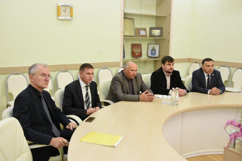 Олег Шеин рассказал, как выбирали кандидатов на пост сити-менеджера Астрахани