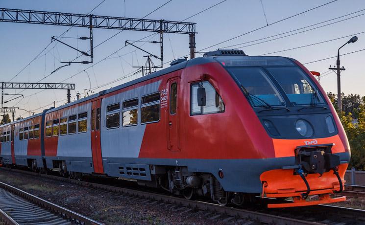 Из Астрахани в Харабали начинает ходить быстрый пригородный поезд