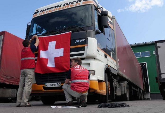 2002 год: Швейцария направляет гуманитарную помощь в Астрахань