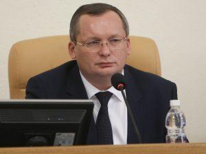 Игорь Мартынов: «Отмена сроков внесения кандидатов на ключевые посты в правительстве региона обеспечит соблюдение баланса полномочий разных ветвей власти»