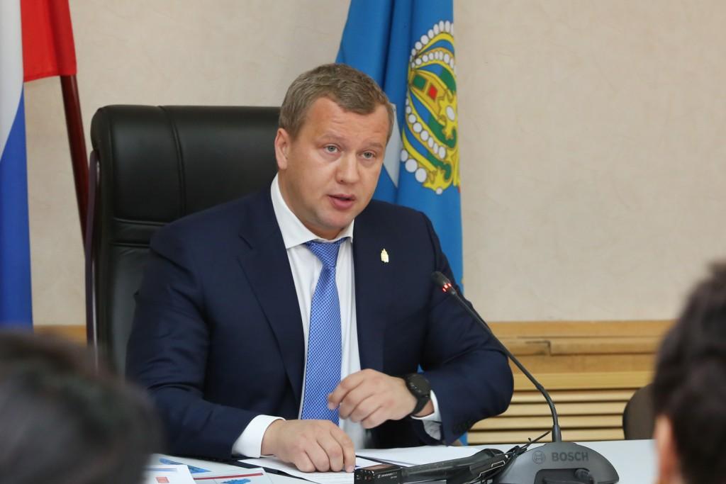 Сергей Морозов: «Объявим 2019-й год Годом здоровья»