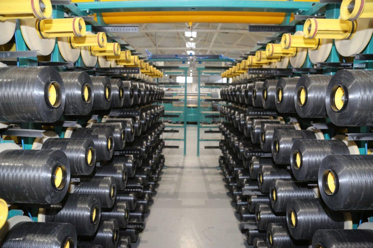Под Астраханью запущено крупнейшее в России производство геосинтетических материалов