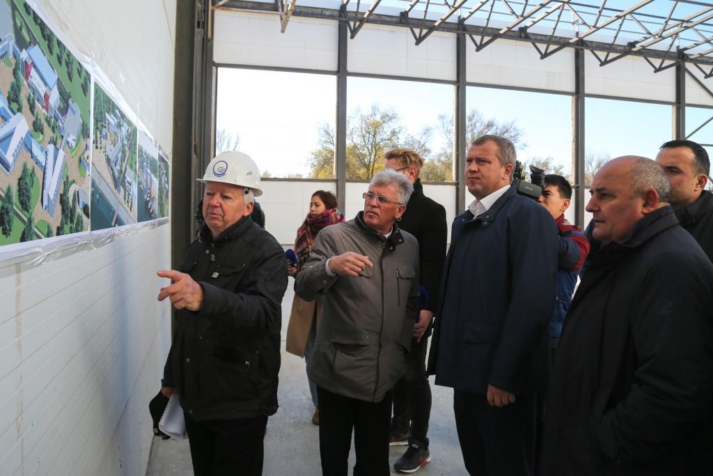 Строительство гребного центра в Яксатово не будет приостановлено