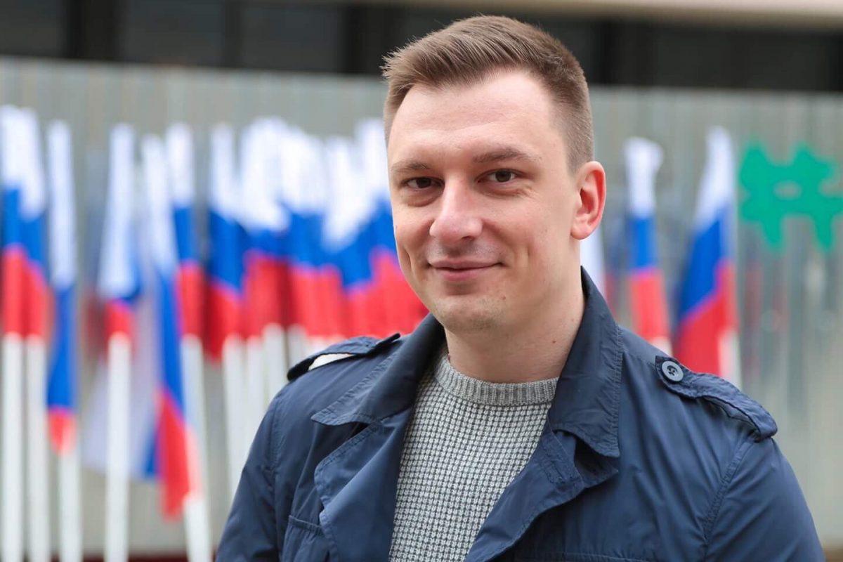 Помощник главы администрации Астрахани Денис Боднюк ушел со своего поста