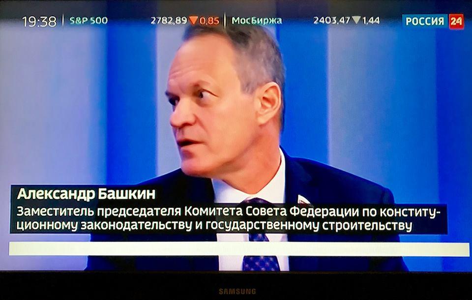 Успешное развитие туризма: сенатор Башкин привел Астраханскую область в пример всей России