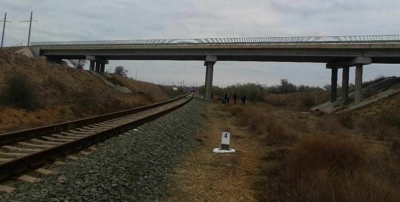 Автомобильные путепроводы в Астраханской области находятся не в лучшем состоянии