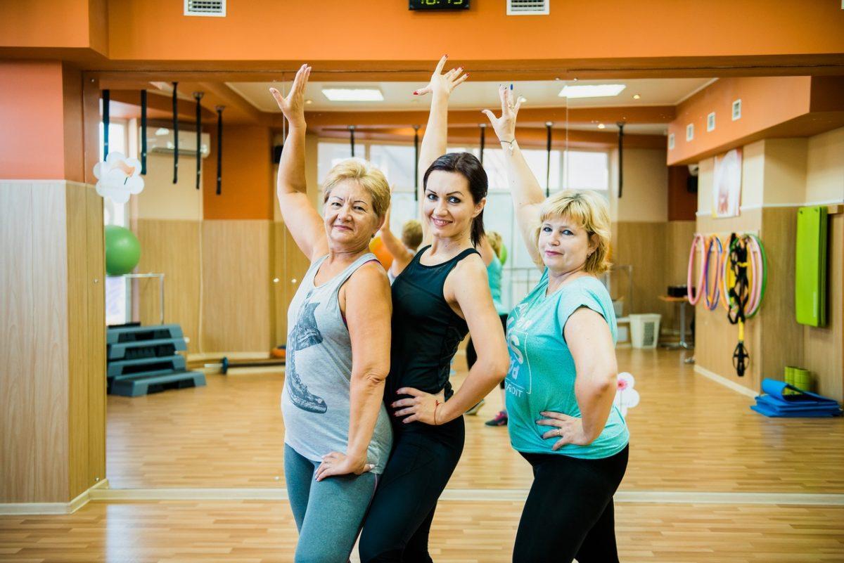 Готовы ли астраханские фитнес-клубы массово принять пенсионеров?