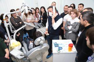 Стоматологи из разных городов приехали на конгресс в Астрахань