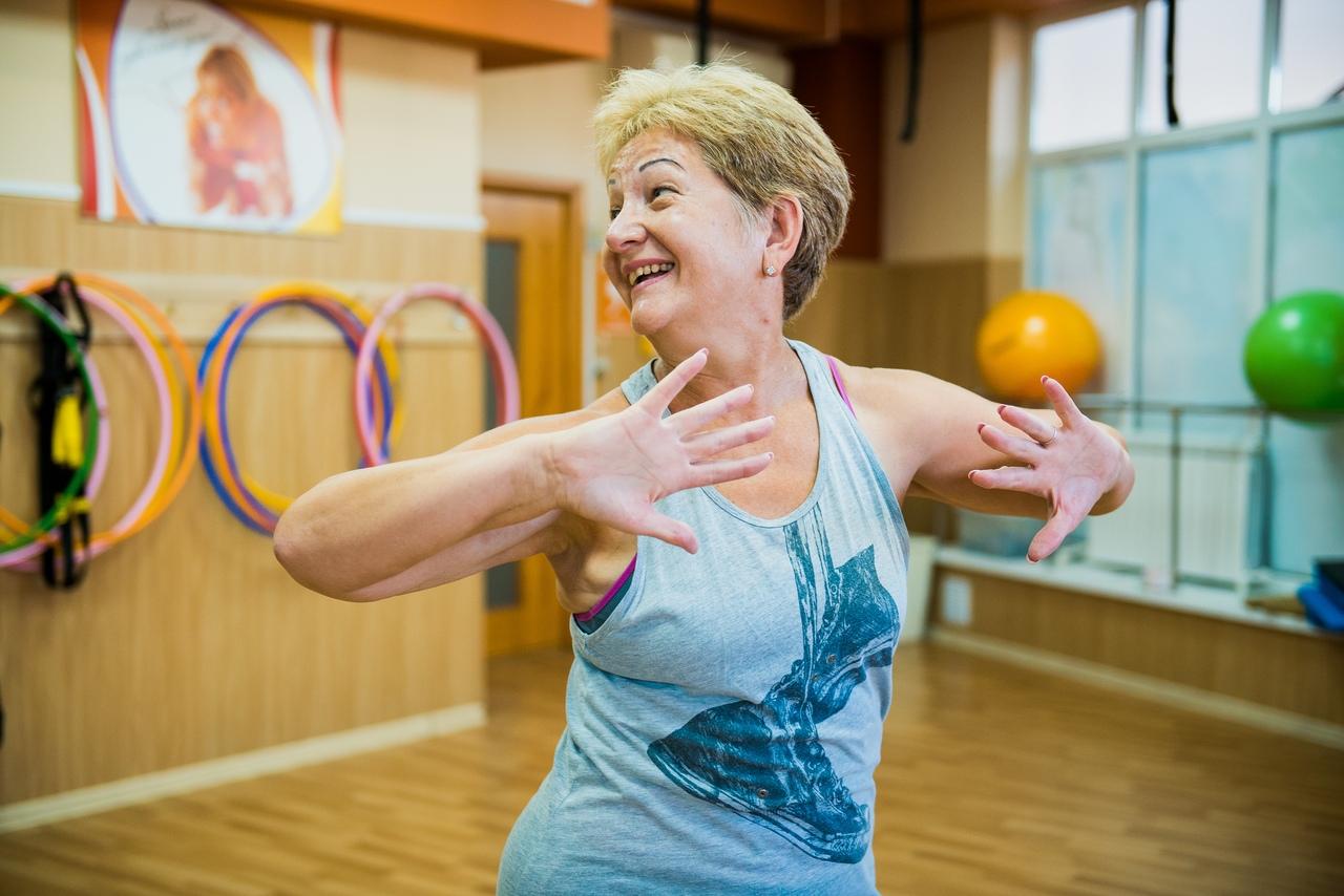 Фитнес клубы для пенсионеров москвы отзывы о фитнес клубе зебра в москве