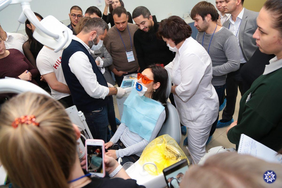 В Астрахани завершился Конгресс эстетической стоматологии