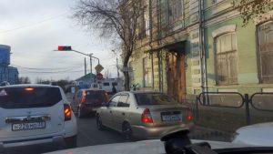 Астраханские вандалы в очередной раз что-то испортили