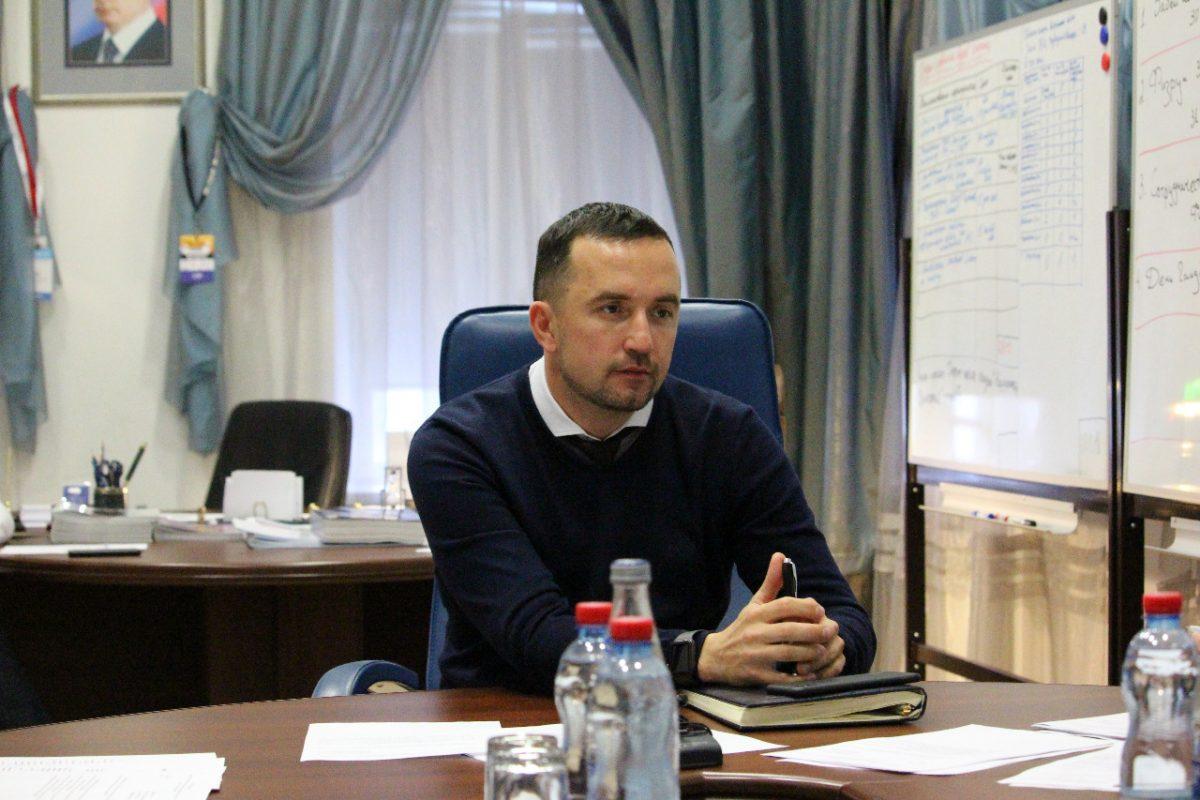 В Астрахани создан экспертный совет по спорту
