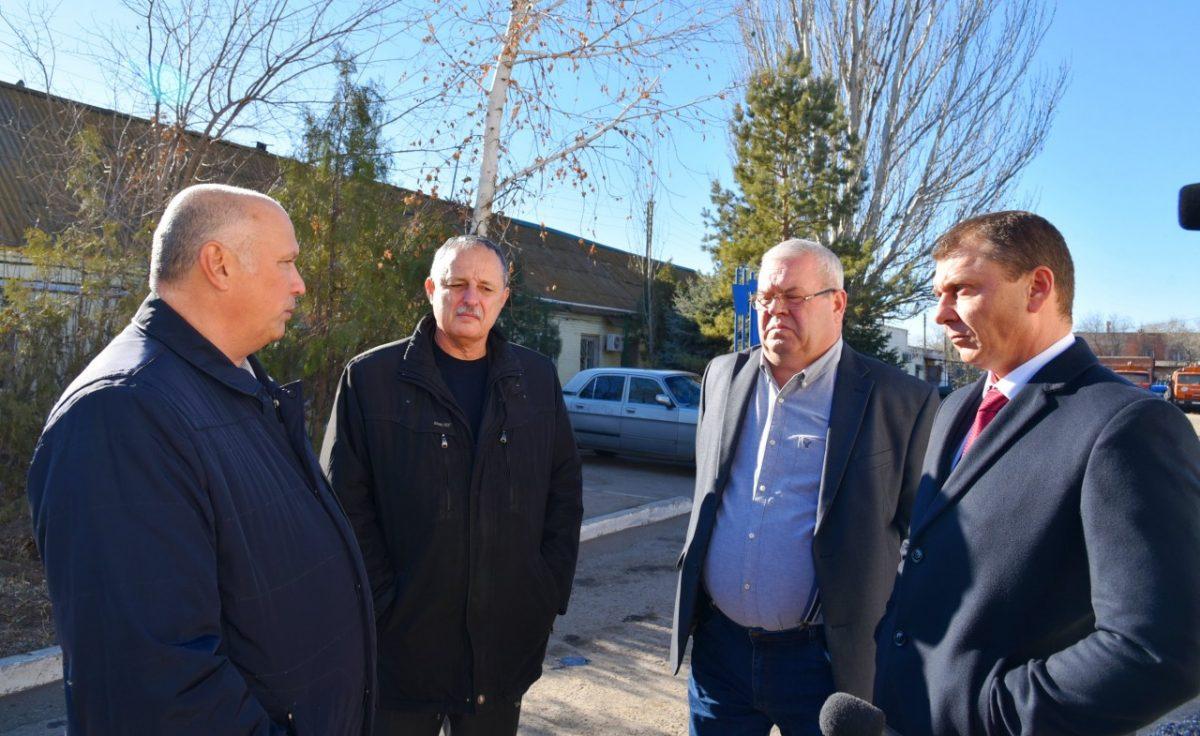 У администрации Астрахани изменится структура руководства