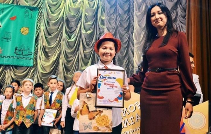 Школьники из Приволжского района сыграли в КВН