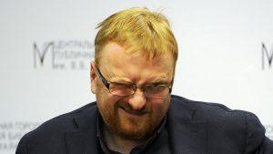 Виталий Милонов призвал оградить подростков от американских соцсетей