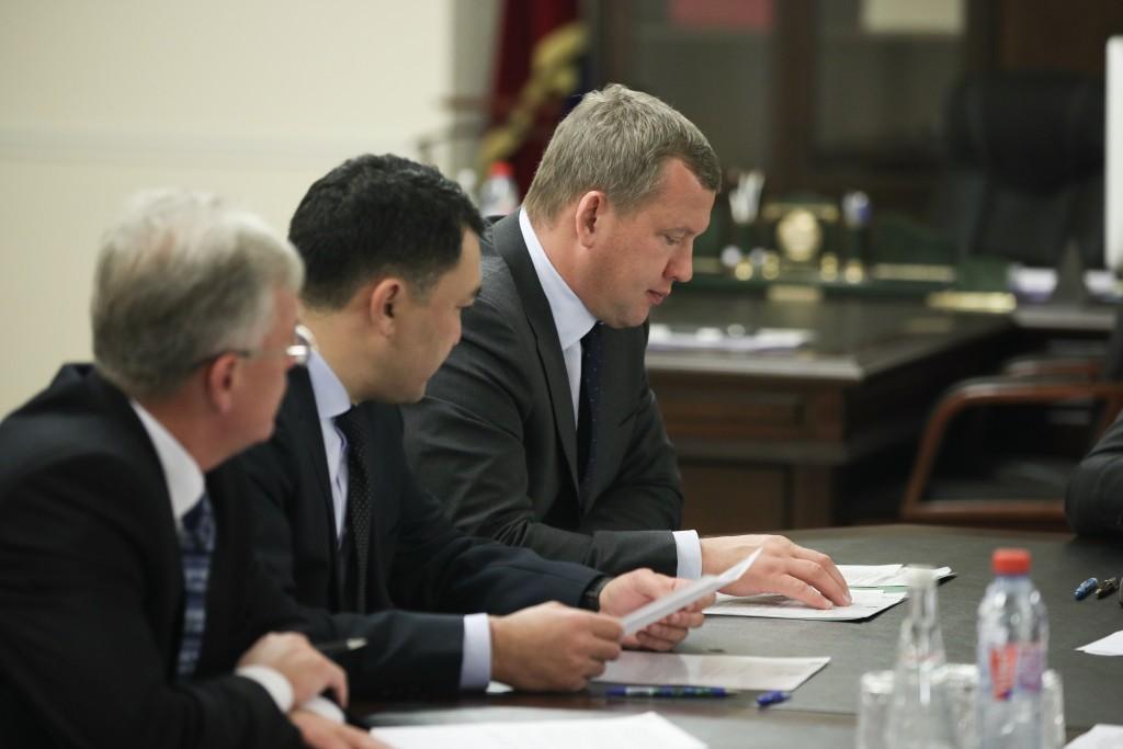 Сергей Морозов напомнил Москве о «Чистой воде»