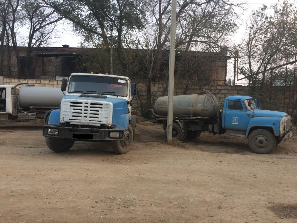 Астраханские ассенизаторы смогут сливать отходы в официальные сливные станции