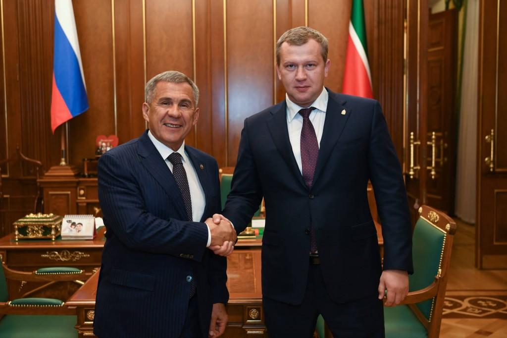 Рустам Минниханов: «Астраханская область один из динамично развивающихся регионов России»