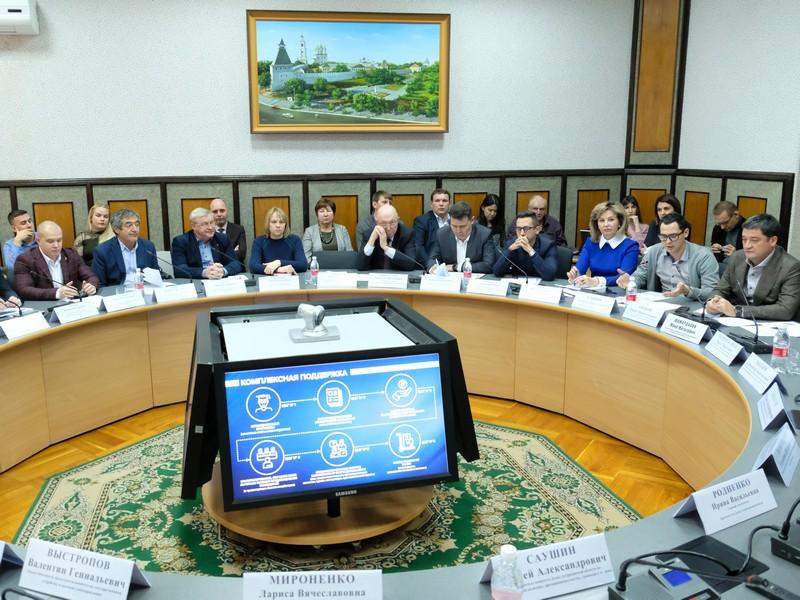 Более 230 млн рублей планируется направить на поддержку малого и среднего бизнеса в 2019 году
