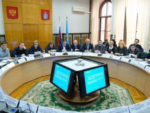Дума Астраханской области изучает проект бюджета на будущий год